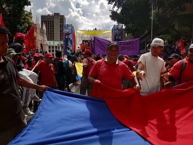 2019-07-16-VENEZUELA-LOGICASA MARCHA EN CONTRA DE INFORME FALSO (12)