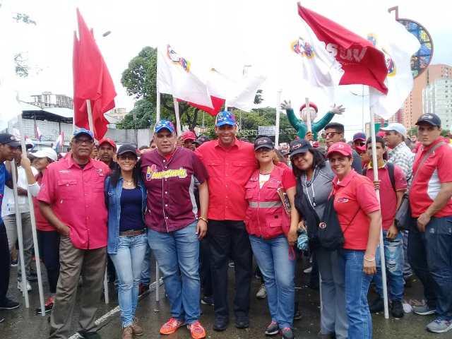 2019-07-16-VENEZUELA-LOGICASA MARCHA EN CONTRA DE INFORME FALSO (13)