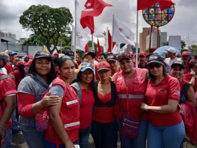 2019-07-16-VENEZUELA-LOGICASA MARCHA EN CONTRA DE INFORME FALSO (2)
