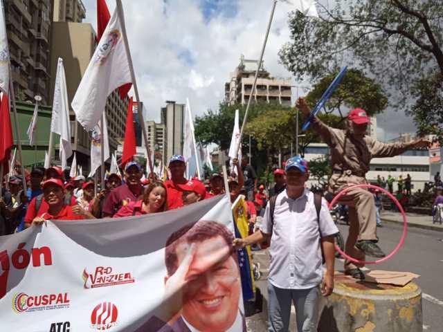 2019-07-16-VENEZUELA-LOGICASA MARCHA EN CONTRA DE INFORME FALSO (3)