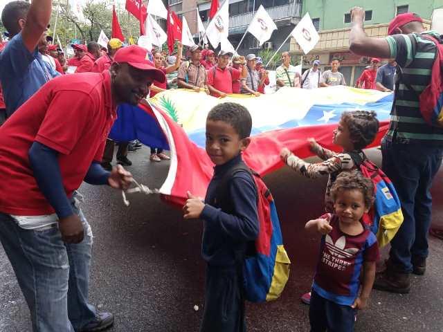 2019-07-16-VENEZUELA-LOGICASA MARCHA EN CONTRA DE INFORME FALSO (4)