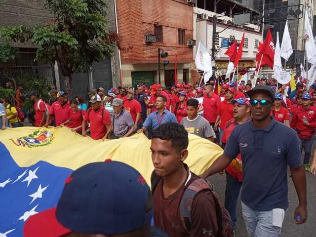 2019-07-16-VENEZUELA-LOGICASA MARCHA EN CONTRA DE INFORME FALSO (6)