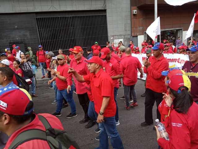 2019-07-16-VENEZUELA-LOGICASA MARCHA EN CONTRA DE INFORME FALSO (7)