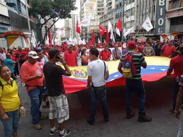 2019-07-16-VENEZUELA-LOGICASA MARCHA EN CONTRA DE INFORME FALSO (9)