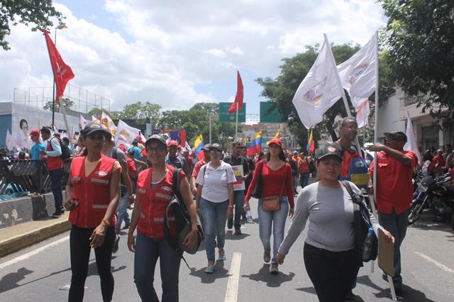 2019-08-12-VENEZUELA-LOGICASA-MARCHA EN CONTRA DEL BLOQUEO CRIMINAL  (10)