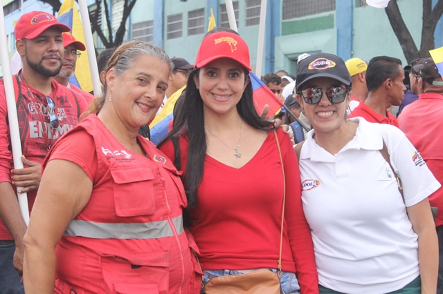 2019-08-12-VENEZUELA-LOGICASA-MARCHA EN CONTRA DEL BLOQUEO CRIMINAL  (20)