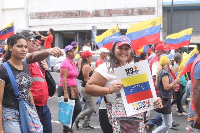 2019-08-12-VENEZUELA-LOGICASA-MARCHA EN CONTRA DEL BLOQUEO CRIMINAL  (22)