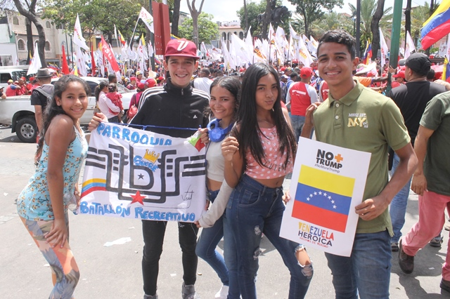 2019-08-12-VENEZUELA-LOGICASA-MARCHA EN CONTRA DEL BLOQUEO CRIMINAL  (5)
