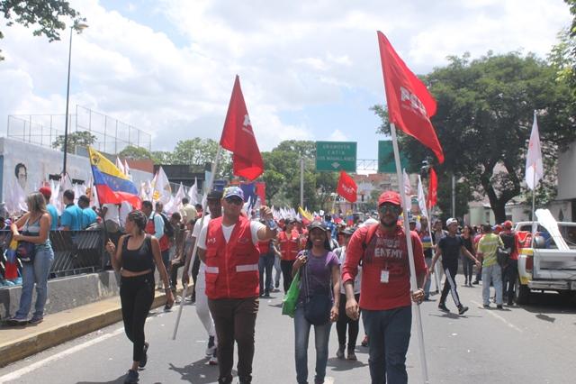 2019-08-12-VENEZUELA-LOGICASA-MARCHA EN CONTRA DEL BLOQUEO CRIMINAL  (9)