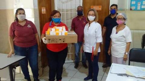 <b>INDUSTRIAS DIANA REALIZA DONACIÓN DE MEDICAMENTOS EN CENTROS HOSPITALARIOS DE GUACARA, SAN JOAQUÍN Y LOS GUAYOS<b>